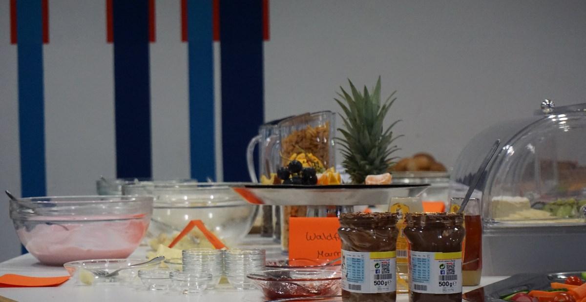 Sonntagsfrühstück im JAM 2019
