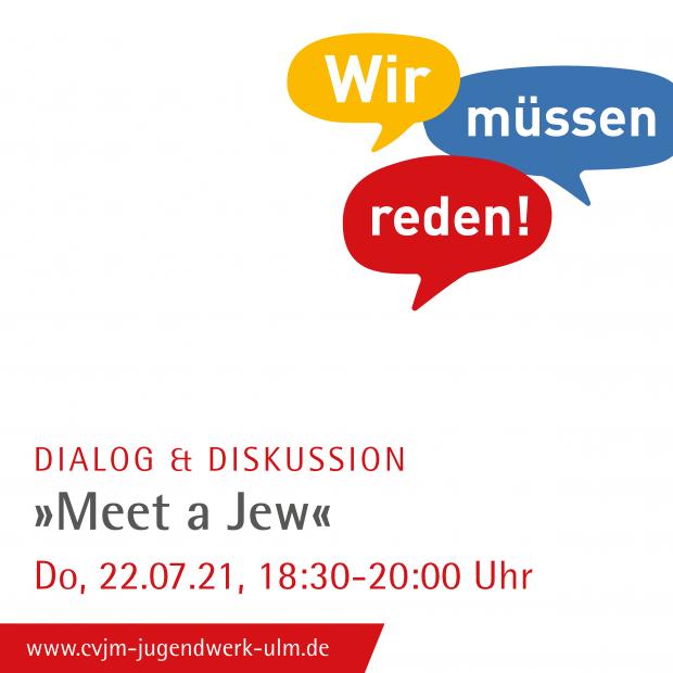 Wir müssen reden - Meet a Jew